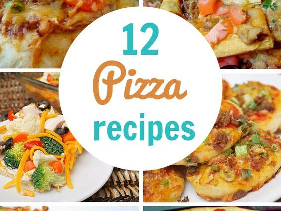 12 Pizza Recipes Fresh Out of Your Oven...