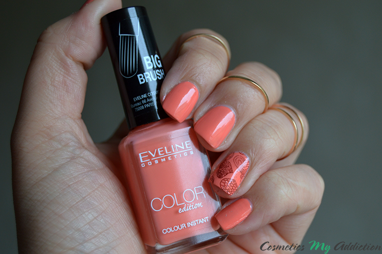 EVELINE | Lakier do paznokci Color Edition nr 916