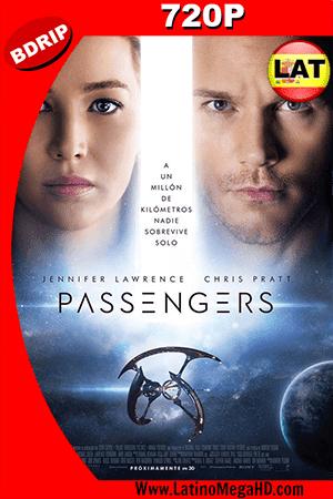 Pasajeros (2016) Latino HD BDRip 720p ()
