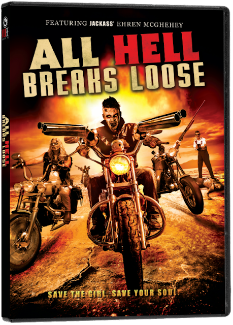 All Hell Breaks Loose DVD cover