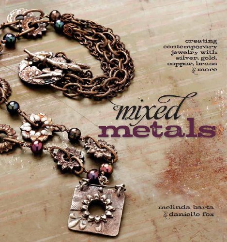 Mixed Metals by Danielle Fox book cover