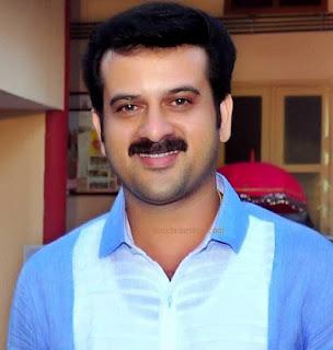 Actor sajan Surya