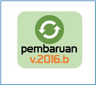 Rilis Pembaruan Aplikasi Dapodik Versi 2016b