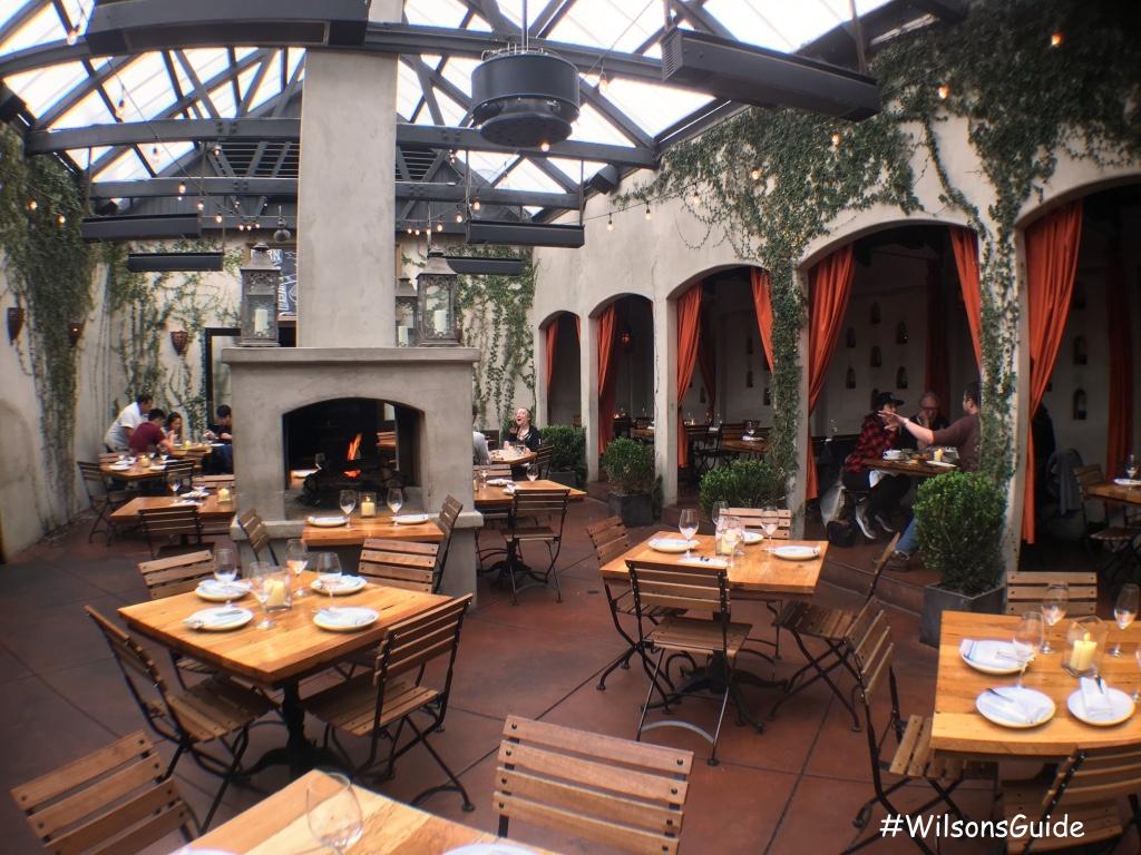Wilsonsguide Where To Eat Sunday Brunching Firefly