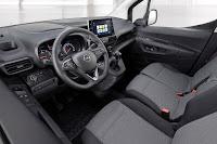 Opel Combo Panel Van (2019) Interior