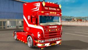 Scania Weeda 124L