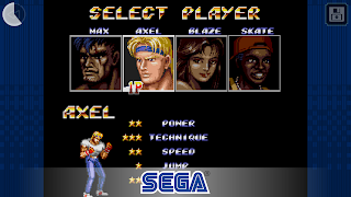 Streets of Rage 2 Classic For Android to Download by SEGA : All Device Supports