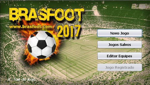 Download Brasfoot 2017 + Registro Grátis + Super Pack 26 Ligas