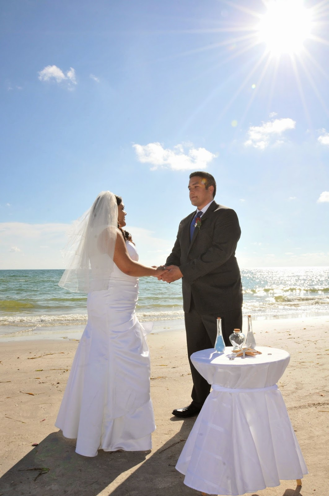 Affordable Wedding Photography Tampa Fl: Affordable Beach Weddings! 305-793-4387: TAMPA BEACH WEDDING
