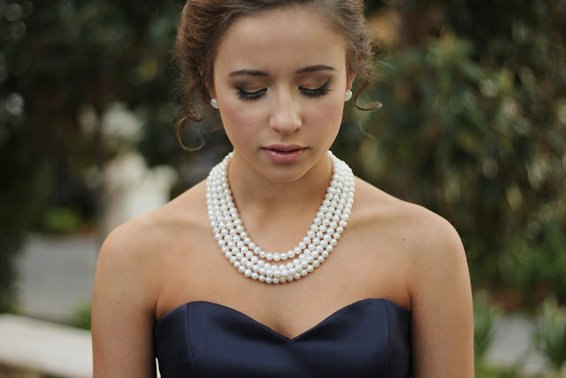 Jenny's Beautiful Pearls Necklace