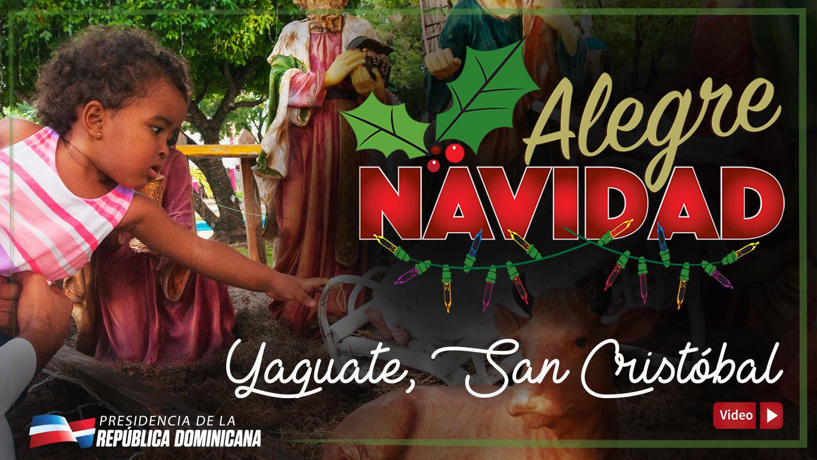 VIDEO: Yaguate, San Cristóbal