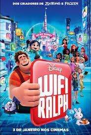 WiFi Ralph – Quebrando a Internet Dublado Online