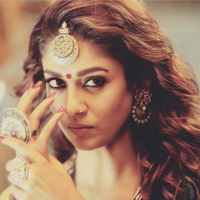 Karthi Kashmora Movie Nayanatara Look | Kashmora Posters