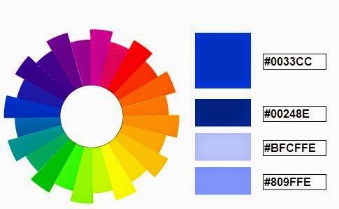Cara Mengubah Warna Tampilan Blog