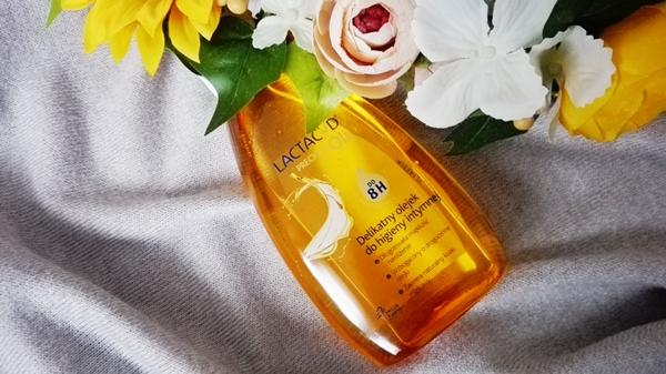 Delikatny olejek do higieny intymnej Precious Oil, Lactacyd