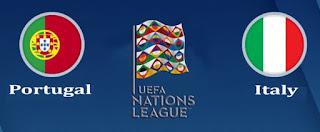 مشاهدة مباراة البرتغال وايطاليا بث مباشر بتاريخ 10-09-2018 دوري الأمم الأوروبية