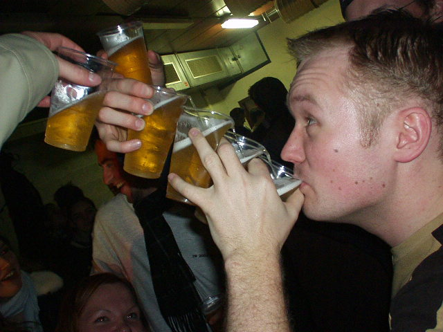 Modern Lifestyle: Beer Drinking Is It Good or Bad
