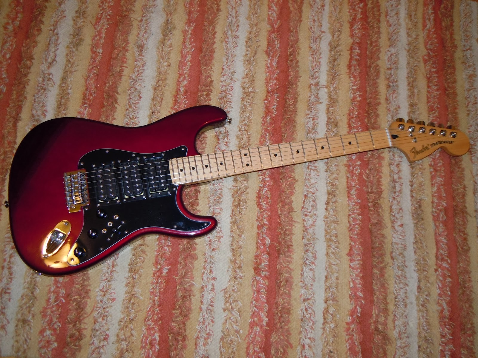 """The """"Jerry Garcia"""" Stratocaster"""