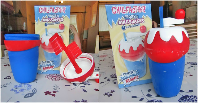 Chill Factor Frozen Milkshake Maker