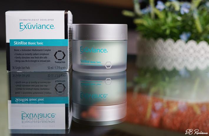 Exuviance SkinRise Bionic Tonic - Toning Pads