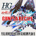 Gundam Recipe: 1/144 Full Armor Unicorn Gundam Plan B