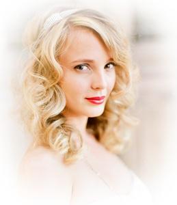 Maquillajes ideales para novias de pelo rubio