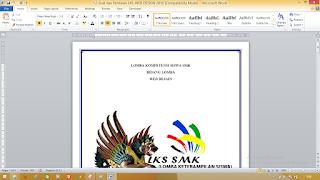Membuat file pdf tanpa harus internet