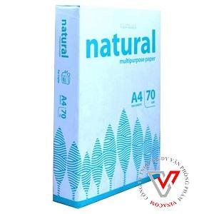 giay natural a4 70