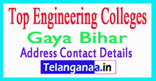 Top Engineering Colleges in Gaya Bihar