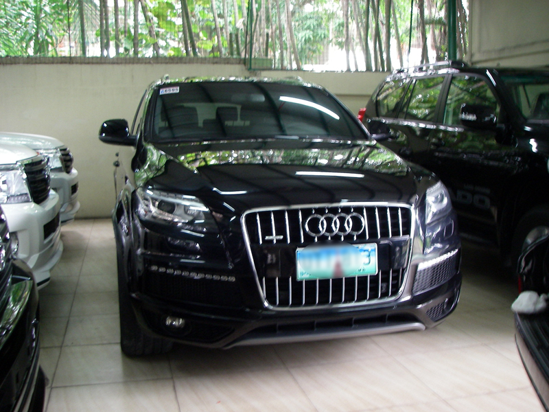 cars for sale in the philippines 2011 audi q7 quattro turbo diesel top of the line. Black Bedroom Furniture Sets. Home Design Ideas