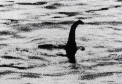 Loch Ness Monster Henry May