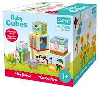 Trefl Baby Cubes
