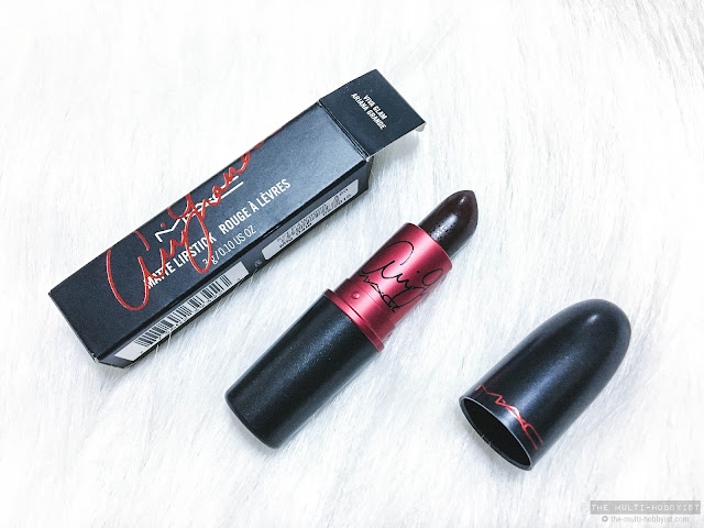 MAC Viva Glam Ariana Grande Lipstick 2 Review, Swatch, Price & Buy Online India