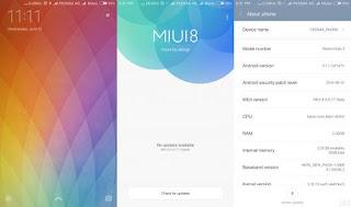 Cara Melakukan Update Xiaomi Redmi 2 ke MIUI 8