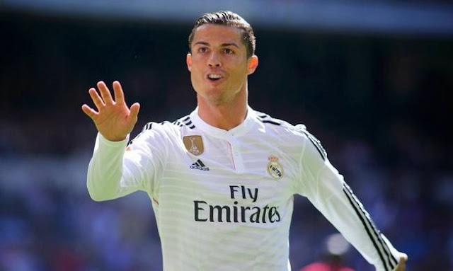 Ronaldo, el fútbolista mejor pagado del mundo
