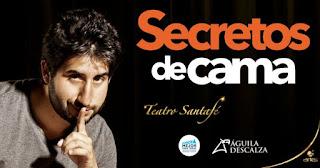 Secretos de Cama por Andrés Bravo 1