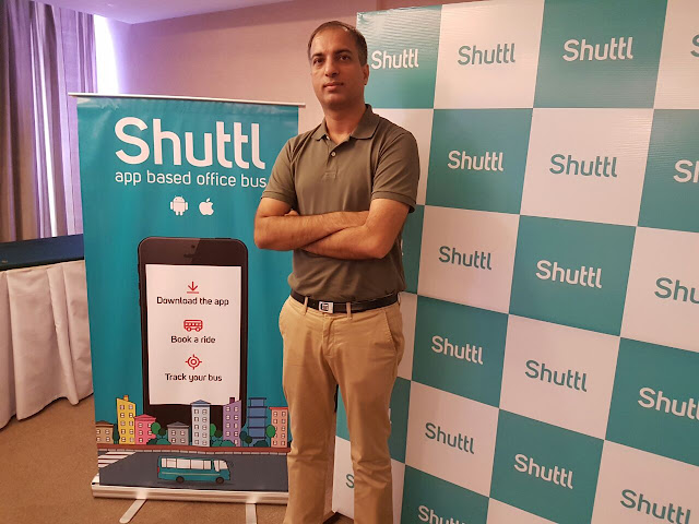Shuttl set to change the face of public transport in Noida