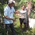 Secretaria Municipal De Agricultura Põe em Prática Projeto de Preservação Do Riacho Da Volta