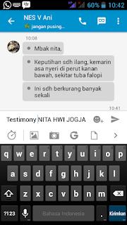 testimoni nesv