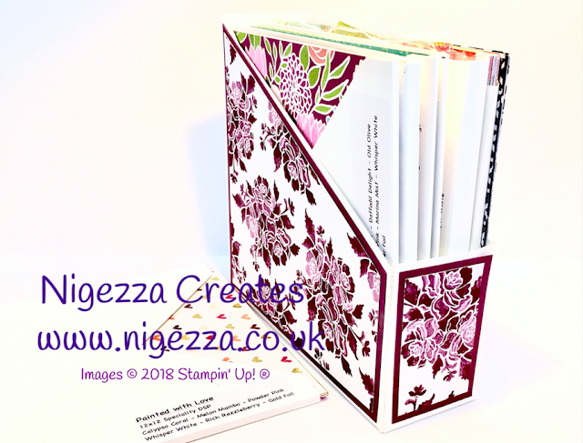 6x6 paper storage by Nigezza