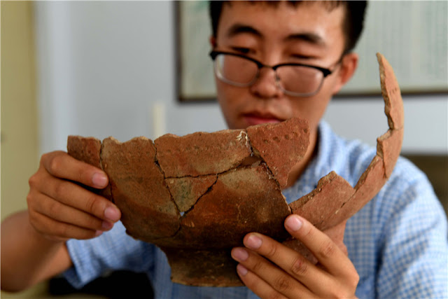 Excavation continues at Liuzhuang site in Central China