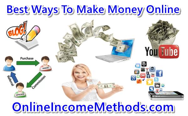 Top 10 Best Ways to Make Money Online From Internet in 2016 - Top 10 Ways To Make Money Online from Internet