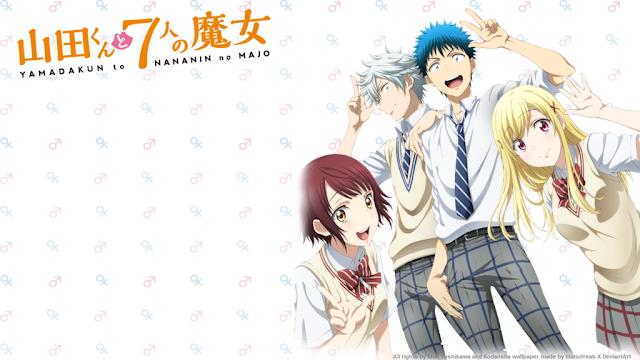 Yamada-kun to Nananin no Majo (12/12) (150MB) (HDL) (Latino) (Mega)