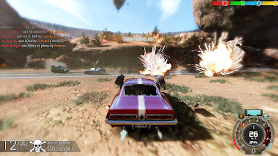 Gas Guzzlers Extreme Game Screenshot 6
