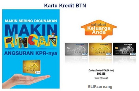 Promo Kartu Kredit BTN
