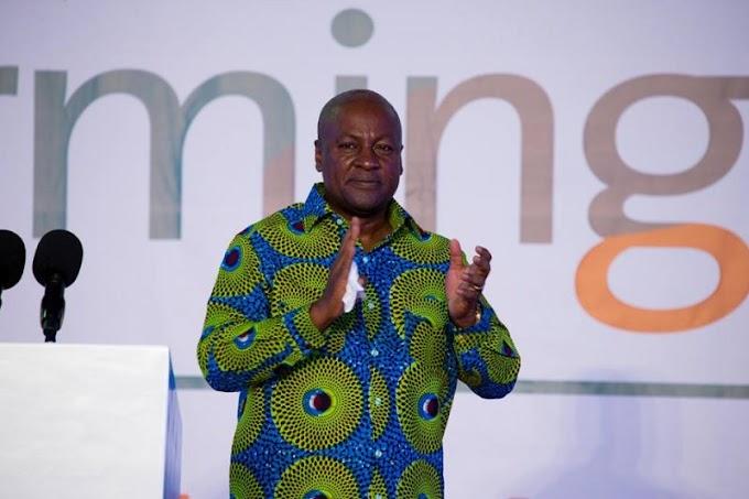 Mahama is trustworthy - Julius Debrah