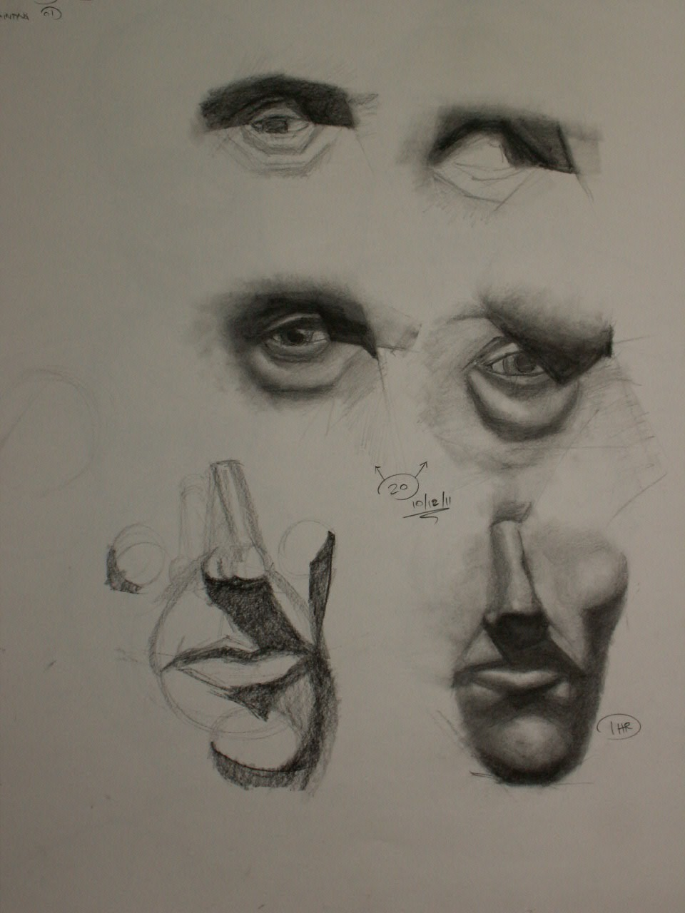Eyes Mouth Nose 36