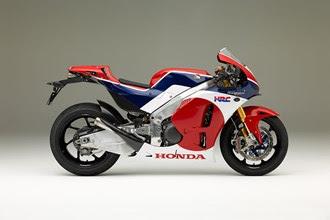 Spesifikasi Motorsport HONDA RC213V-S
