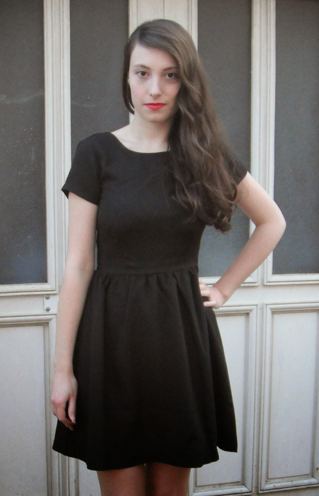 Get ready with me : Saint Valentin en amoureux GRWM robe noire bizzbee