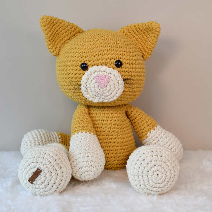 Receita grátis amigurumi do ursinho Teddy - Fio amigurumi da ... | 700x700
